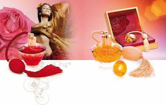 Parfum LuxeFemme. Federico Mahoro / Fm Group