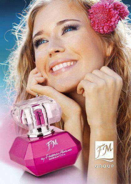 Parfum LuxeFemme. Federico Mahoro / Fm Group france