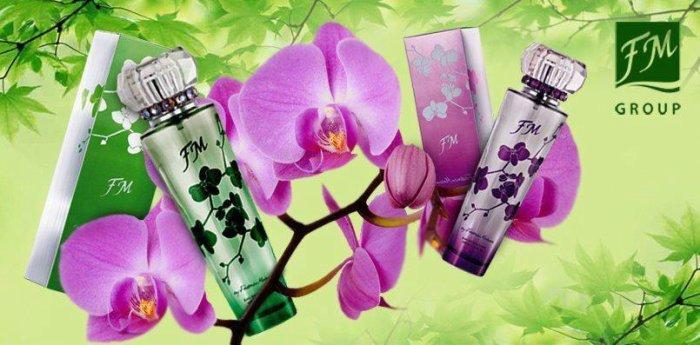 Parfum LuxeFemme. Federico Mahoro / Fm Group world