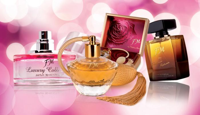 Parfum LuxeFemme. Federico Mahoro / Fm Group..