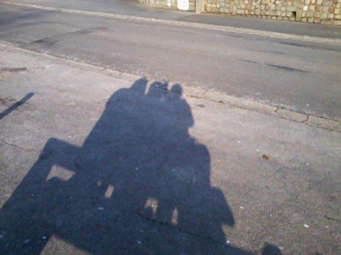 Notre ombre *O*