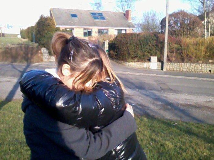 Moi & ma coline d'amour (: je t'aime tmtc (:
