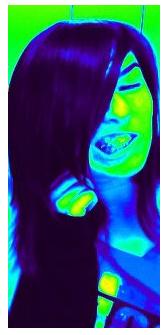 je suis une vrai folle quand on me connait bien.