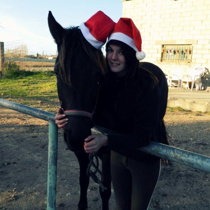 Le meilleur des cadeaux, passer Noël avec toi <3.