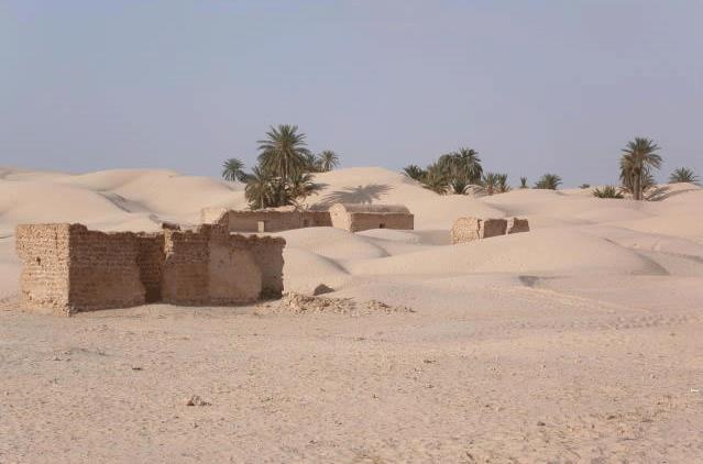 Ma7leha village bedwin