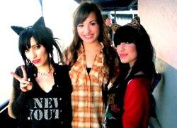 The Veronicas & Demi Lovato