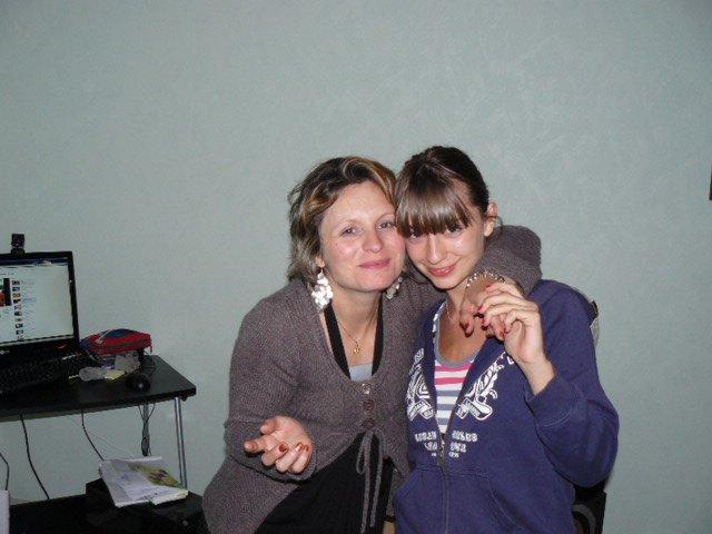moiiiiii et ma mère :)