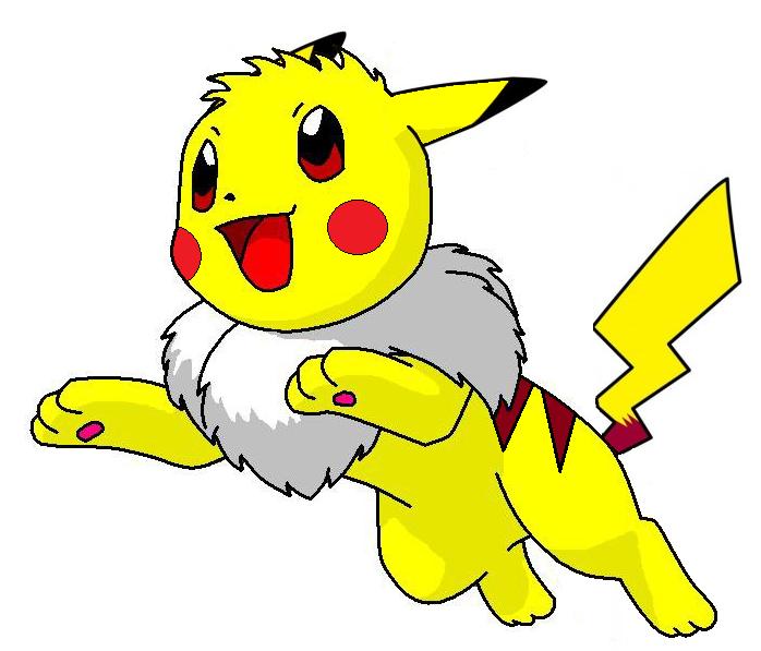 Concours 2 - Evoli Pikachu version