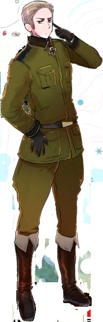 Germany militaire [ Myû Chan ]