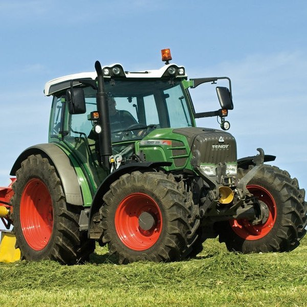 tracteur fendt 211vario 110ch