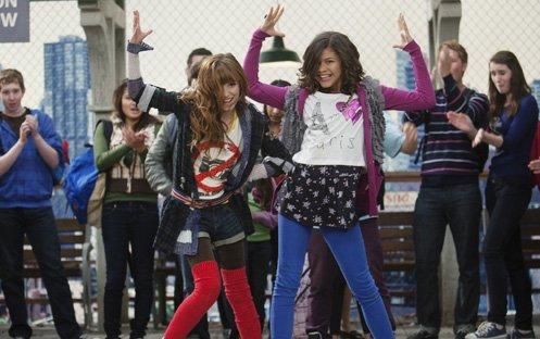 Elles dansent trop bien