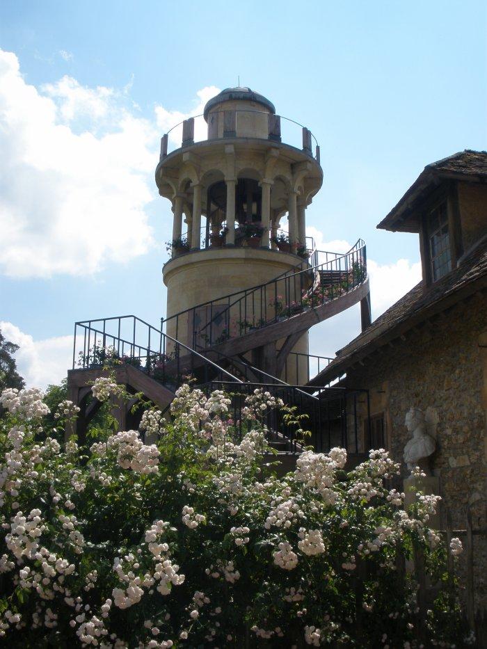 La tour de la pécherie a Versaille