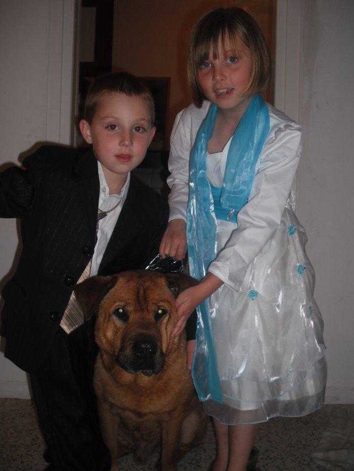 mon frere mon chien et moi