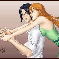 Orihime & Ishida