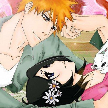 Rukia & Ichigo