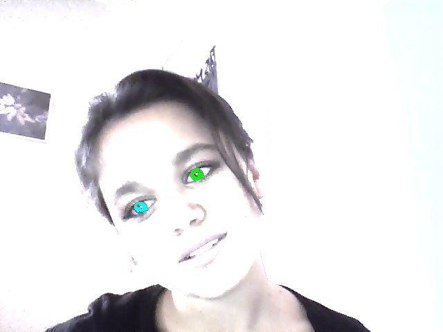 J'adore les yeux que j'ai fiat !! ♥