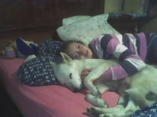 """ma soeur et ma chienne d""""avant"""