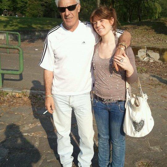 io e  la mia bimba