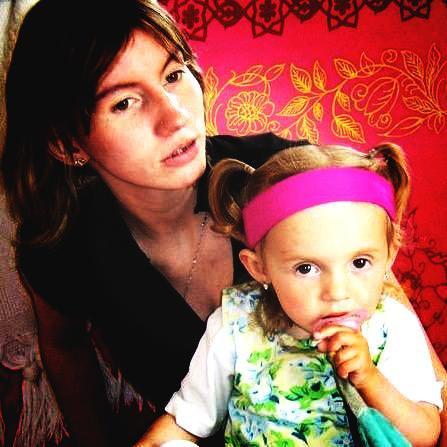 la fille de mon cousin et moi