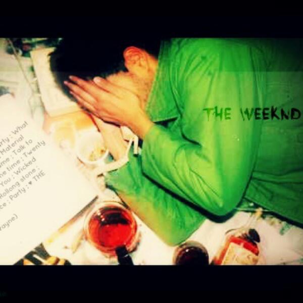 the weeeeeeeknd ♥ :3