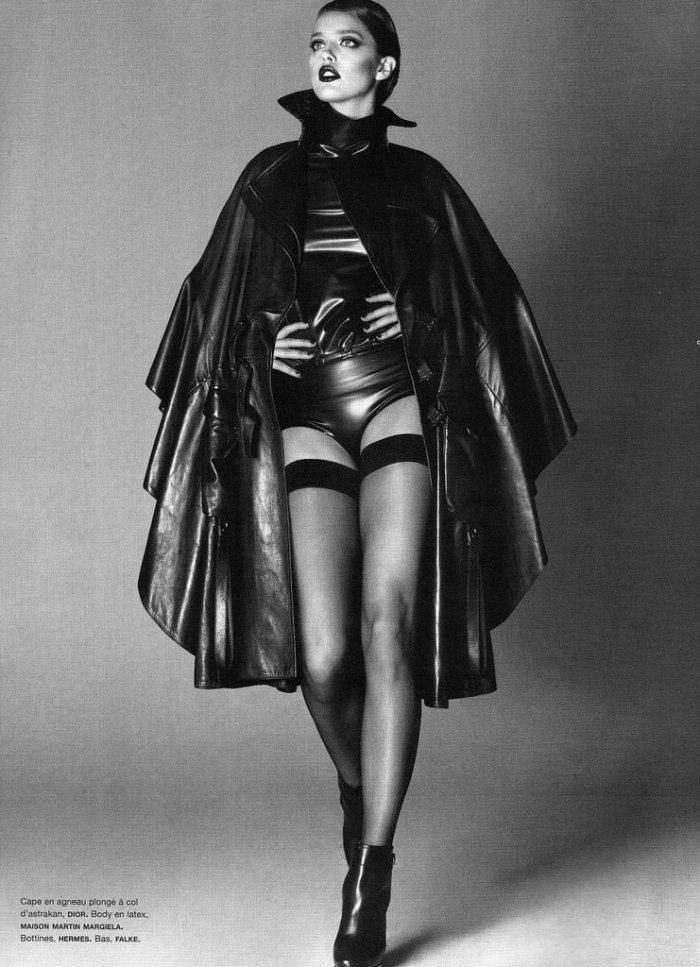 Chérie, j'ai pas de jupe à me mettre...je sors comme ça ?