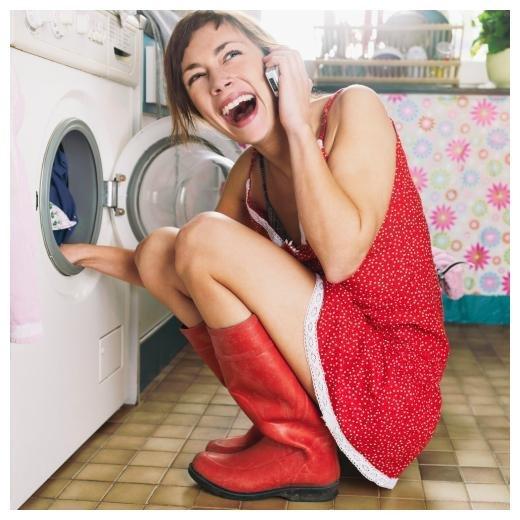 tu vas rire, j'ai pas mis d'eau dans la machine