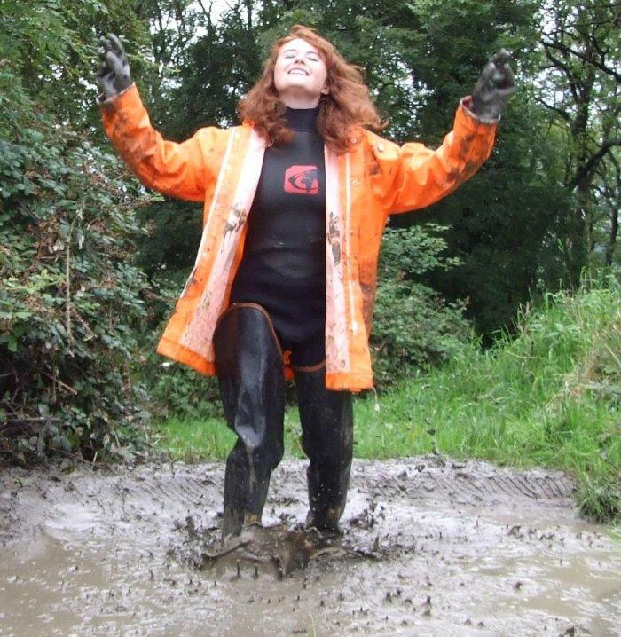toute cette boue quel kiff...je délire......