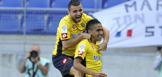 Marvin et Ryad Boudebouz son pote !