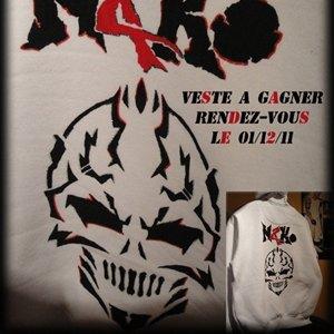 Rdv le 01/12/11 - 1 Veste Homme & 1 Top Femme à GAGNER