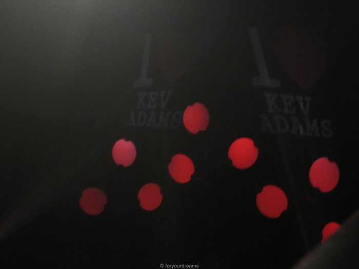 Dès qu'on a vu ces lumières, c'était la folie !!