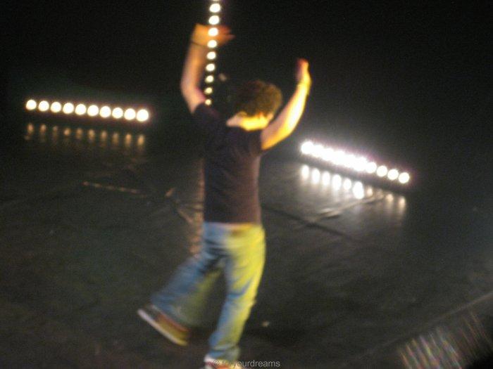 Danse d'Msn, je kiff cette photo !! Pas toushh :)