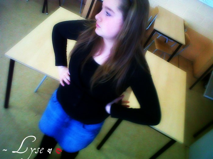 Lysee ! ♥ Meilleure amie