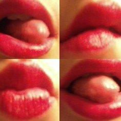 Pas toushe c'mes lèvres ♥