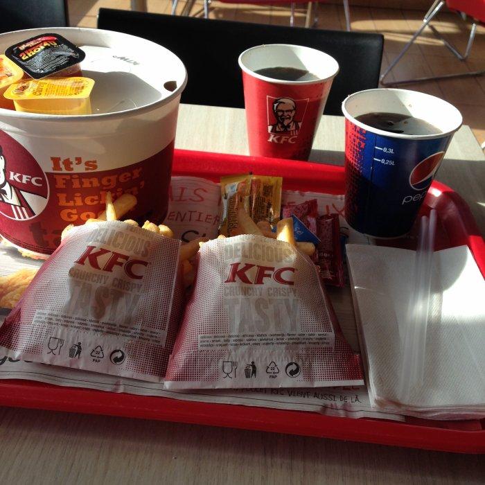 KFC février 2015