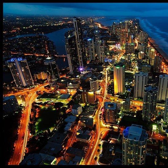 gold coast australie