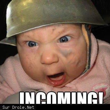 bebe armé^^
