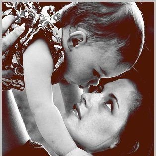 Bella: Je t'aime ma puce  Nessie: Moi aussi je t'aime Maman