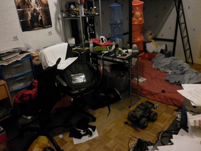 ma super chambre.