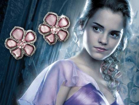 Les boucles d'oreilles de bal d'Hermione Granger ♥