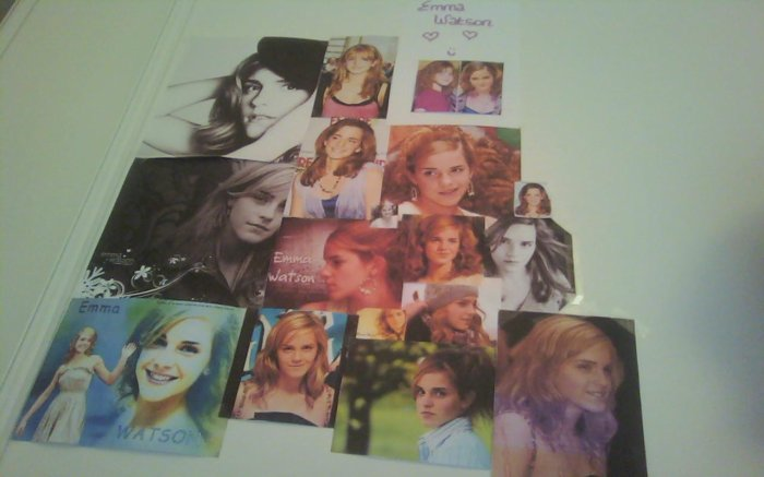 Mon placard ^^ Emma Forever ♥