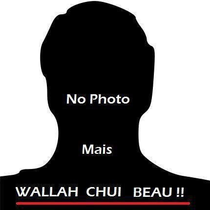 no photo mais wallah jsui belle