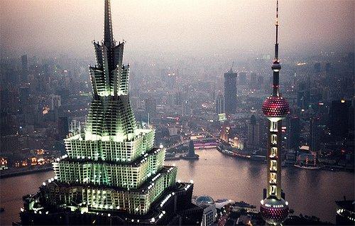 Shanghai, city of wonders