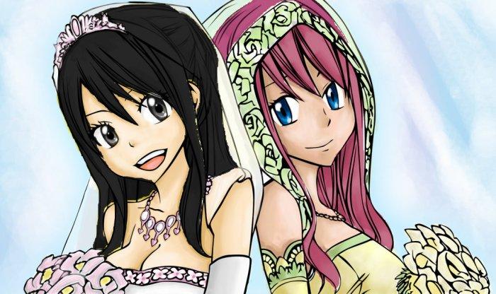 On vas se marié !!!!! Kaguane et Noah