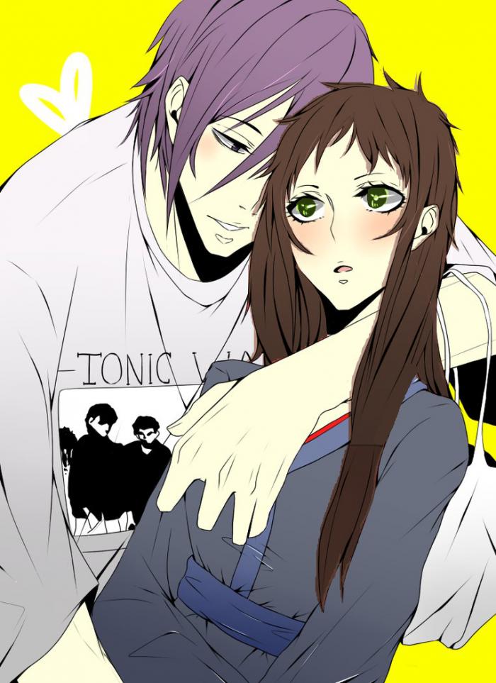 Atsushi et Gwen