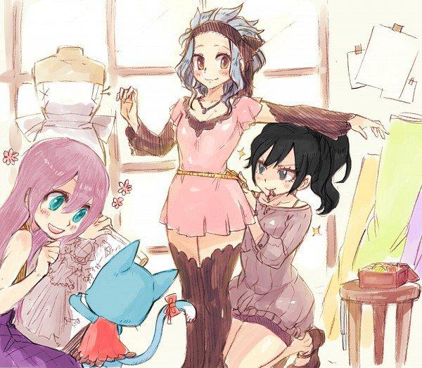 Kaguane, Levy et Noah