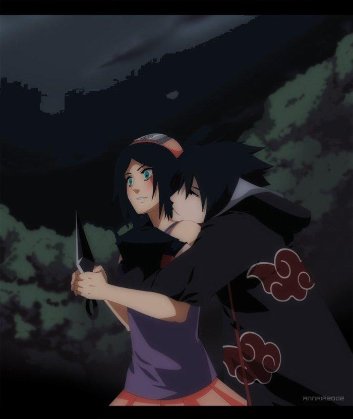 sayuna et sasuke