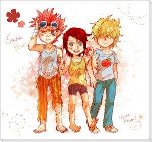 Kidd,Ami et Killer