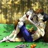 Profil de Luffy--Nami