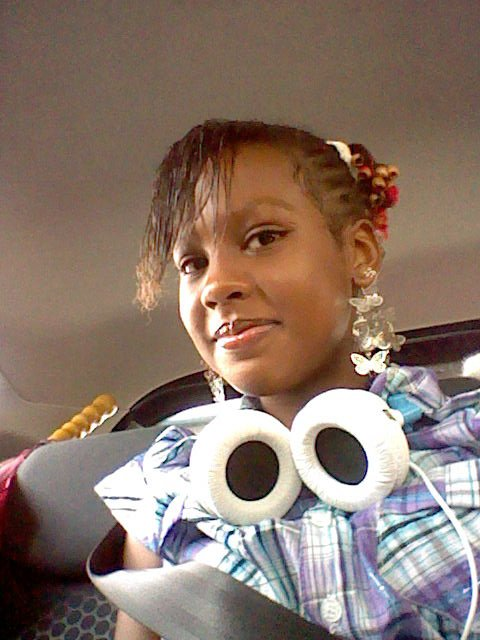 me swagg girl