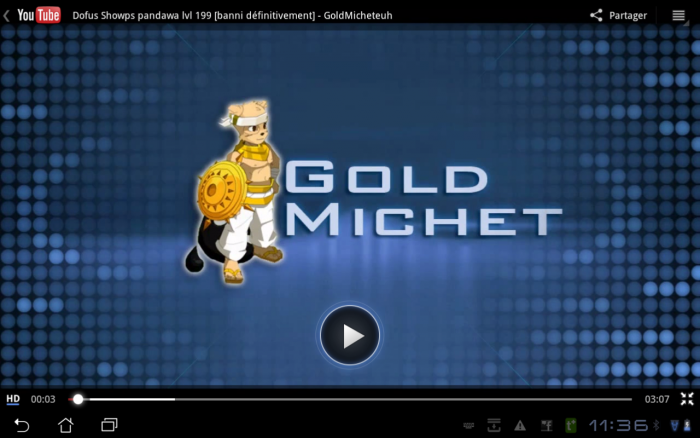 Showps De Gold Michet